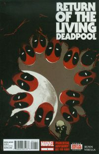 Return Of The Living Deadpool #1 Cover A Regular Jay Shaw