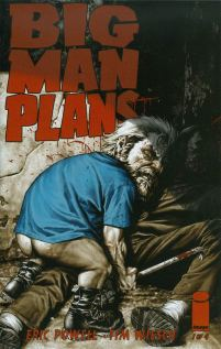 Big Man Plans #1 Incentive Lee Bermejo Variant