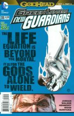 Green Lantern New Guardians #35 (Godhead Act 1 Part 4)
