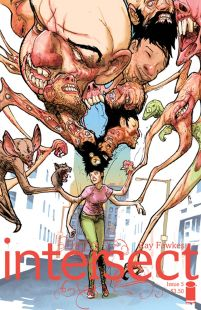 Intersect #5 Riley Rossmo