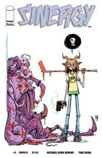 Sinergy #5 Skottie Young