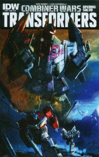 Transformers Vol 3 #39 Variant Livio Ramondelli Subscription