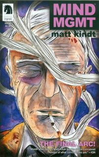 Mind MGMT #32 Matt Klindt