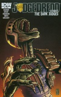 Judge Dredd Classics Dark Judges #5 Regular Darick Robertson