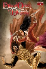 Blood Queen vs Dracula #4 Variant Fabiano Neves Subscription