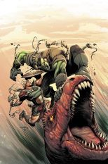 Planet Hulk #2 Yildiray Cinar Incentive Variant