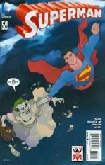 Superman Vol 4 #41 Variant Karl Kerschl The Joker 75th Anniversary