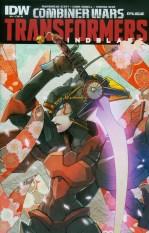 Transformers Windblade Combiner Wars #4 Incentive Naoto Tsushima Variant