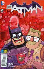 Batman Vol 2 #42 Variant Dan Hipp Teen Titans Go