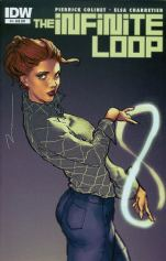 Infinite Loop #4 Variant Gerald Parel Subscription