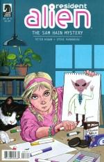 Resident Alien Sam Hain Mystery #3 Steve Parkhouse