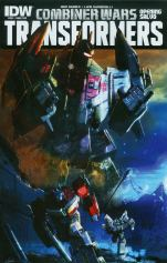 Transformers Vol 3 #39 Variant Livio Ramondelli Subscription Cover (Combiner Wars Opening Salvo)