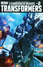 Transformers Vol 3 #40 Variant Livio Ramondelli Subscription Cover (Combiner Wars Part 2)