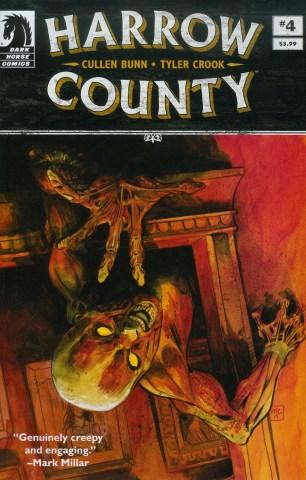 Harrow County #4 Tyler Crook