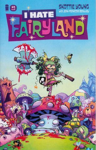 I Hate Fairyland #1 Regular Skottie Young