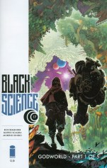 Black Science #17 Matteo Scalera