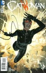 Catwoman Vol 4 #47 Inaki Miranda