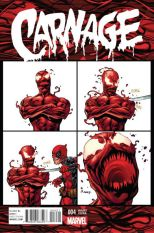 Carnage Vol 2 #4 Incentive Deadpool Variant