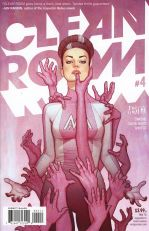 Clean Room #4 Jenny Frison