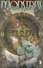 Monstress #3 Sana Takeda