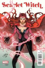 Scarlet Witch Vol 2 #3 Incentive Siya Oum Variant