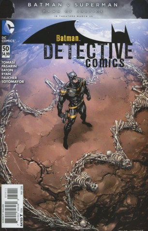 Detective Comics Vol 2 #50 Regular Tyler Kirkham