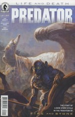 Predator Life And Death #1 Regular David Palumbo