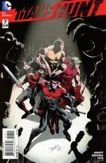 Titans Hunt #7 Regular Ed Benes