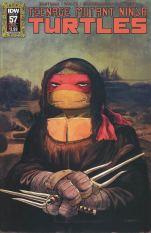 Teenage Mutant Ninja Turtles Vol 5 #57 Variant Cory Smith Art Appreciation