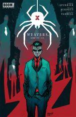 Weavers #1 Regular Dylan Burnett