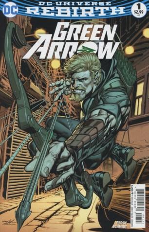 Green Arrow Vol 7 #1 Variant Neal Adams