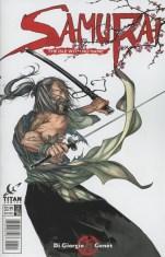 Samurai (Titan Comics) #4 Regular Frederic Genet