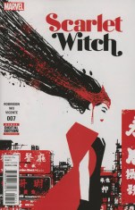 Scarlet Witch Vol 2 #7 Regular David Aja