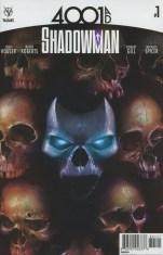 4001 AD Shadowman #1 Variant Megham Hetrick