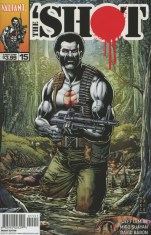 Bloodshot Reborn #15 Incentive Darick Robertson Variant