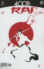 Rai Vol 2 #15 Regular David Mack