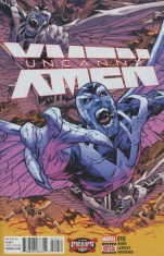 Uncanny X-Men Vol 4 #10 Regular Greg Land