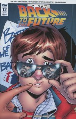 Back To The Future Vol 2 #12 Variant Anthony Marques Subscription