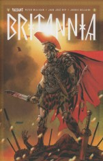 Britannia #1 Incentive Dave Johnson Variant