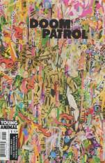 Doom Patrol Vol 6 #1 Variant Brian Chippendale