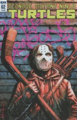 Teenage Mutant Ninja Turtles Vol 5 #62 Regular Dave Wachter