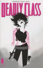 Deadly Class #22 Variant Wesley Craig