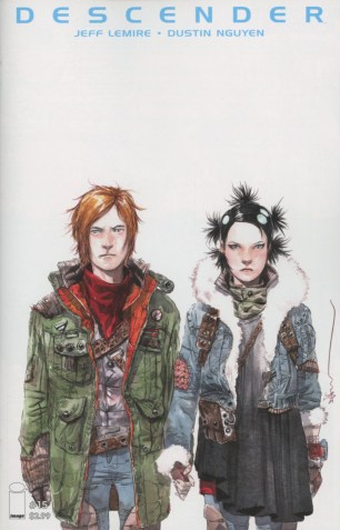 Descender #15 Dustin Nguyen