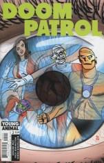 Doom Patrol Vol 6 #2 Variant Michael Allred