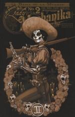 Lady Mechanika La Dama De La Muerte #2 Incentive Joe Benitez Variant