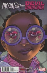 Moon Girl And Devil Dinosaur #12 Natacha Bustos