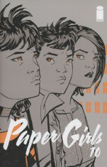 Paper Girls #10 Cliff Chang & Matthew Wilson