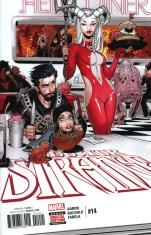 Doctor Strange Vol 4 #14 Chris Bachalo