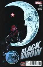 Black Widow Vol 6 #8 Chris Samnee