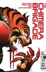 Chimera Brigade #3 Variant John McCrea